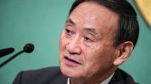 Japan's Suga poised to win party race, headed for premiership