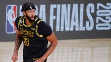 While LeBron aims for GOAT status, Anthony Davis is challenging him as the NBA's best player