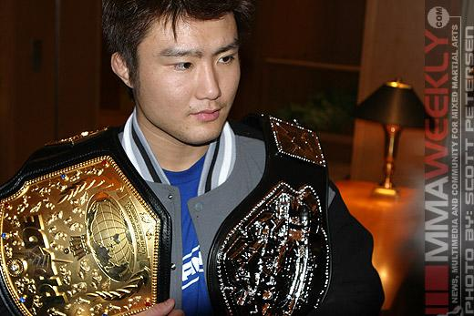 Andrei Arlovski and Takanori Gomi Among Fighters Added to UFC Singapore