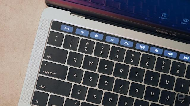 Chrome Canary adds support for MacBook Pro's Touch Bar