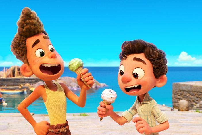 'Luca' lets Pixar's house style finally shine
