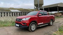 Long-term report: A month of doing pick-up things in our SsangYong Musso LWB
