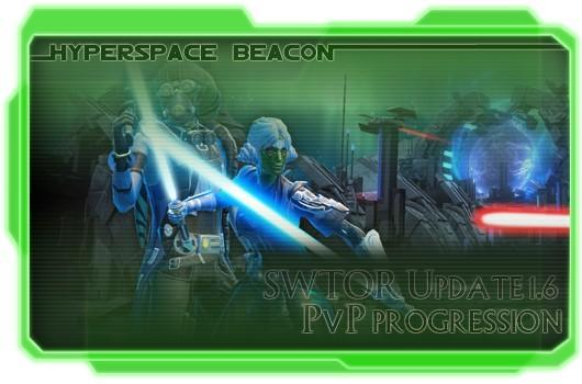 Hyperspace Beacon: SWTOR Update 1.6 PvP progression
