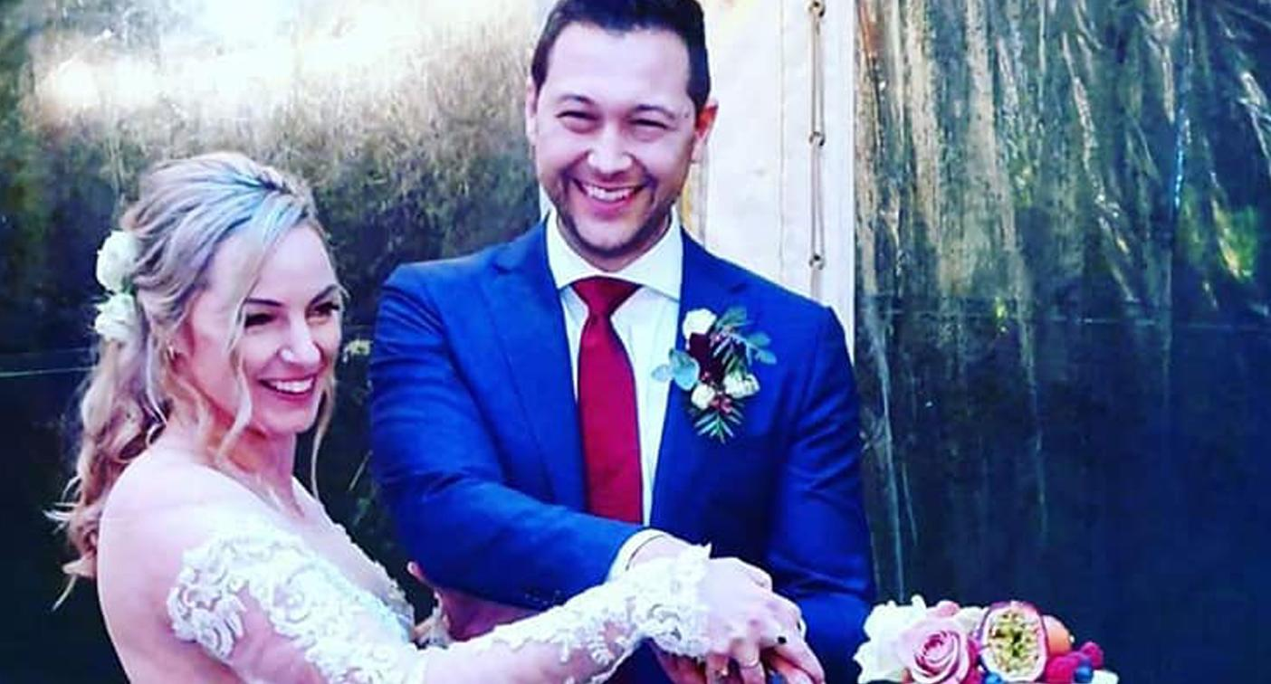 Newlywed's devastating last words before tragic death after date night