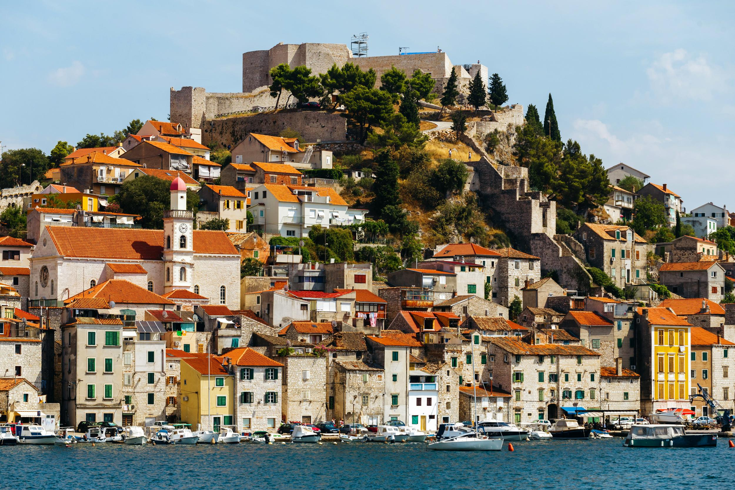 """<p><strong>GOT location</strong>: Braavos</p>  <p><strong>Real life location</strong>: Sibenik, Croatia</p>  <p>Visit the city that brought Arya Stark to the Faceless Man (and is just north of King's Landing in real life).</p>  <p><a href=""""https://fave.co/2v7Bdjo""""><strong>Book your trip.</strong></a></p>"""