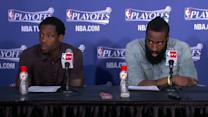 Press Pass: Beverley and Harden
