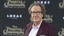 Geoffrey Rush denies inappropriate behaviour during stage production