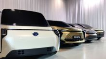 Toyota using Tesla-style Panasonic batteries for China hybrids - sources