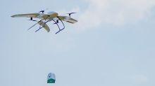 Drohnen-Start-up kann Impfstoffe in entlegene Winkel liefern