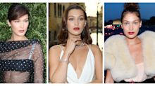 Why Bella Hadid rarely smiles in photos