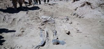 72 Islamic State mass graves holding thousands of bodies uncovered in Iraq and Syria