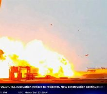 SpaceX Starship prototype sticks landing, then explodes