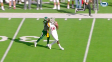 Iowa State WR Hakeem Butler makes ridiculous catch, fends off defenders for TD