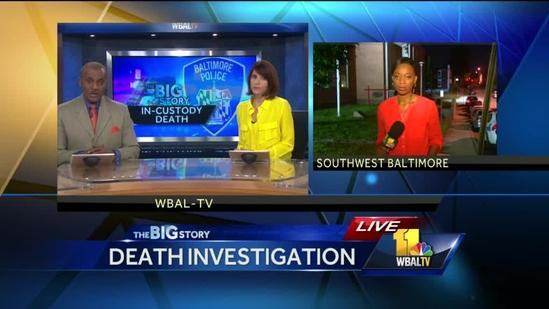 Mom, fiancée question man's police station death