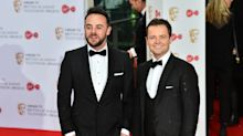 Ant McPartlin 'returns to work' on Britain's Got Talent
