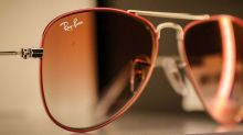 Why Stock in the Owner of Oakley and Ray-Ban Sunglasses Is Looking Brighter