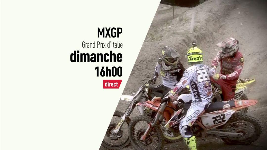 motocross championnat du monde mxgp gp d 39 italie bande annonce vid o. Black Bedroom Furniture Sets. Home Design Ideas