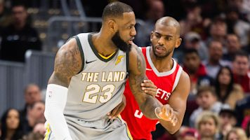 Report: CP3 believes LeBron wants to be in L.A.