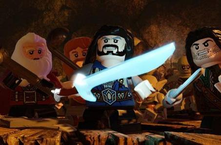 Lego The Hobbit PS3 bundle goes on an adventure this spring