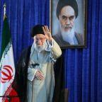 Iran says U.S. sanctions on Khamenei mean end of diplomacy
