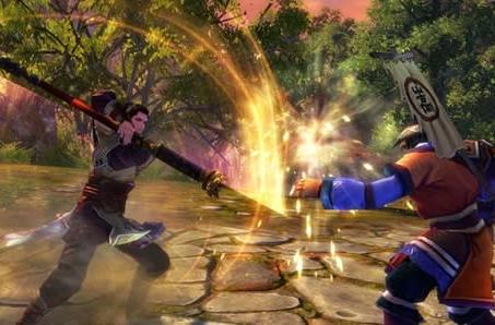 Perfect World Entertainment announces Swordsman