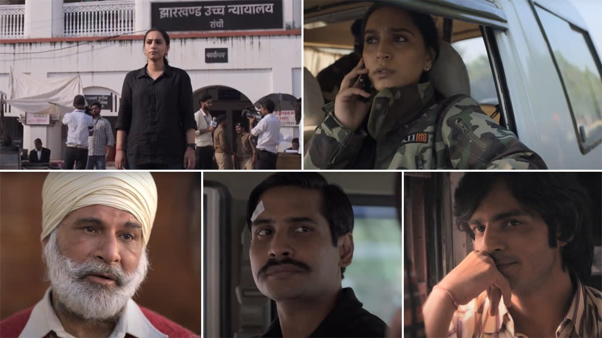 Grahan Trailer: Pavan Malhotra and Zoya Hussain's Web Series Aims To Be  Hard-Hitting (Watch Trailer)