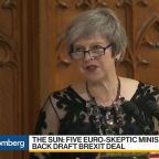 U.K. and EU Agree on Brexit Text