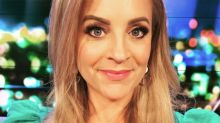 Carrie Bickmore handed a warning by radio bosses