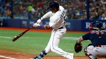 MLB roundup: Rays take over first in the AL East