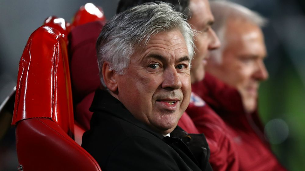 Ancelotti 'excited' by Real Madrid return