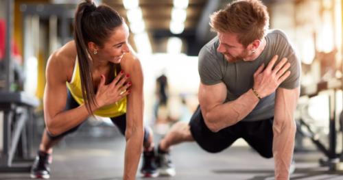 Fitness - 5,46 millions de Français sont inscrits dans une salle de fitness