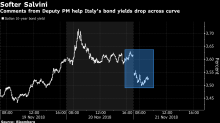 Italian Bonds Rally as Salvini Seen Open to Compromise on Budget