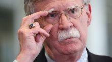 Bolton dice que si Trump es reelegido, intentará reunirse con Maduro