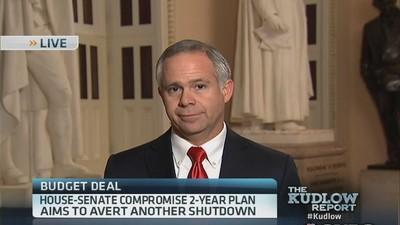 Fear we continue to ignore sequester: Rep. Huelskamp