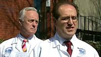 Doctor: Most of Boston attack injuries were lower extremity