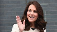 Kate Middleton just wore a very Meghan Markle look