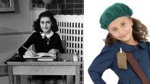 This website is being slammed for selling an Anne Frank Halloween costume