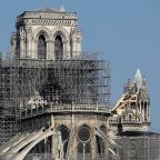On Easter Sunday, Notre Dame gives renewed promise of resurrection