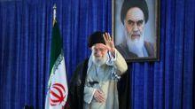 Iran says U.S. sanctions on Khamenei mean end of diplomacy - Tweet