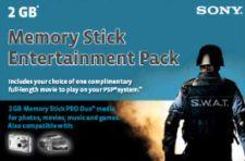 New Memory Stick Entertainment Pack installs new movies
