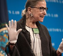 Ruth Bader Ginsburg Looks Back On Her Career As 'A Flaming Feminist Litigator'