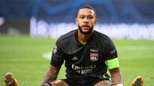 El Lyon bajó el precio de Depay pero ni aún así el Barça pudo ficharlo