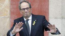 Torra y Puigdemont se reúnen en Waterloo para abordar los escenarios políticos