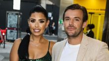 Cara De La Hoyde and Nathan Massey welcome their second child