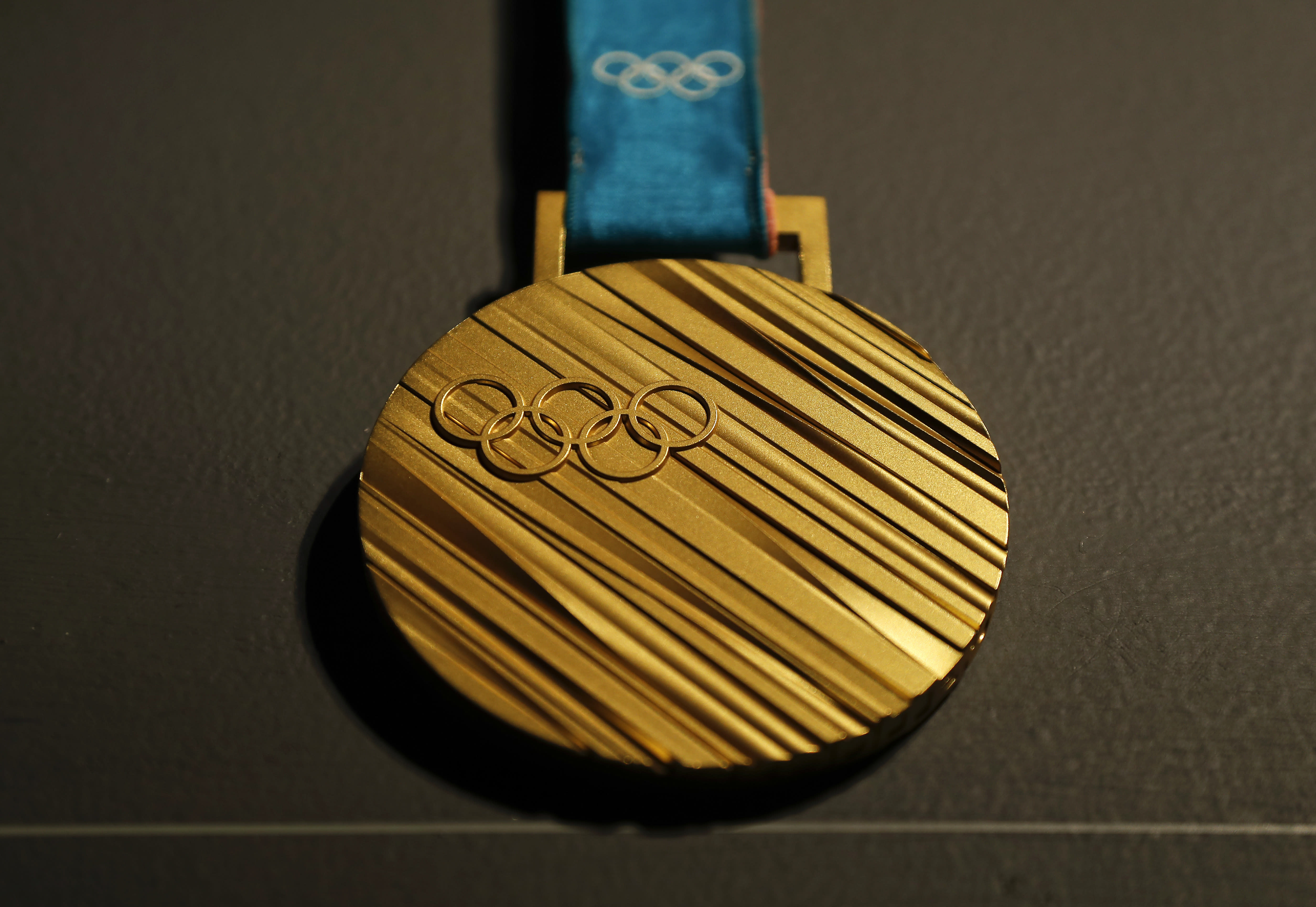 Olympia Goldmedaille