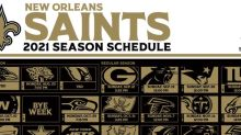 New Orleans Saints 2021 Schedule presented by SeatGeek announced