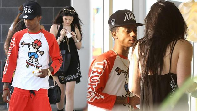 Kylie Jenner Spotted With Lil Twist Breaks Up With Jaden Smith