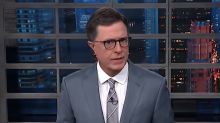 Stephen Colbert Wants To Know What Putin Has On Trump
