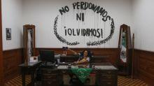 Ya se atendieron los reclamos, no tendría que estar tomada la CNDH: Sánchez Cordero