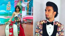 Ranveer Singh & Adah Sharma's Bollywood-inspired Outfits Are Perfect For Movie Buffs